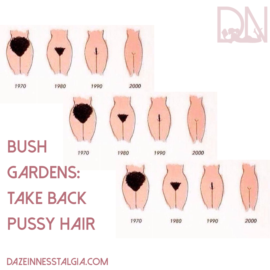 Pussy hair